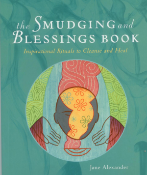 Book Smudging and Blessings Book