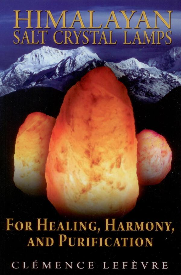 Book Himalayan Salt Crystal Lamps