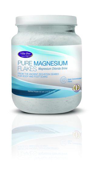 Life-Flo Pure Magnesium Flakes 2.75 lb