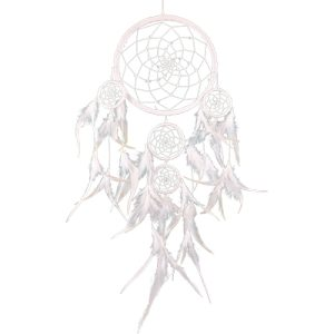 Dreamcatcher White Angel # 30073