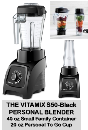Blender Vitamix  S50-Black