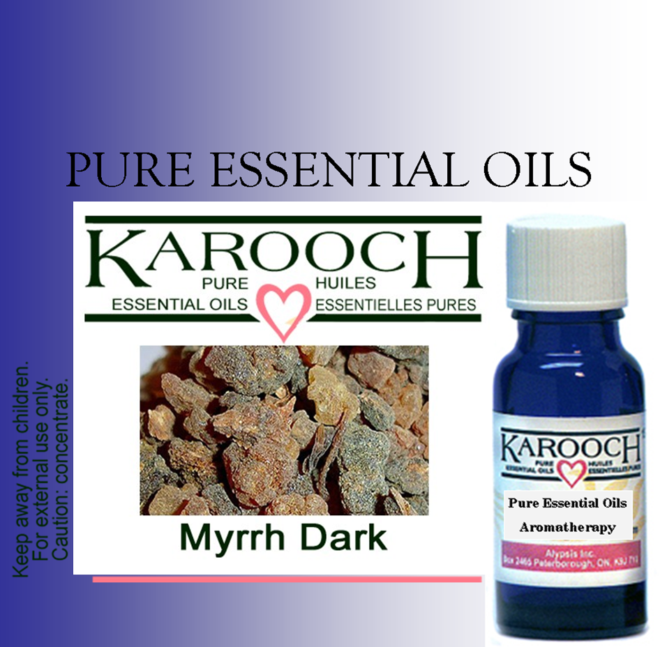 Myrrh Essential Oil - 10 ml