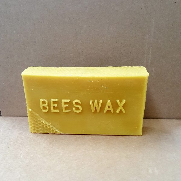 beeswax 454g block