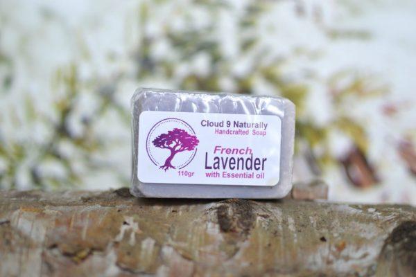Cloud 9 Lavender-Soap