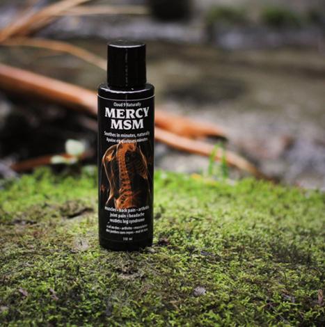 Mercy MSM 110 ml