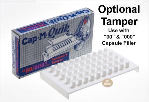Cap-M-Quik Capsule Tamper - Size