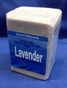 Cloud 9 Bar Soap - Lavender