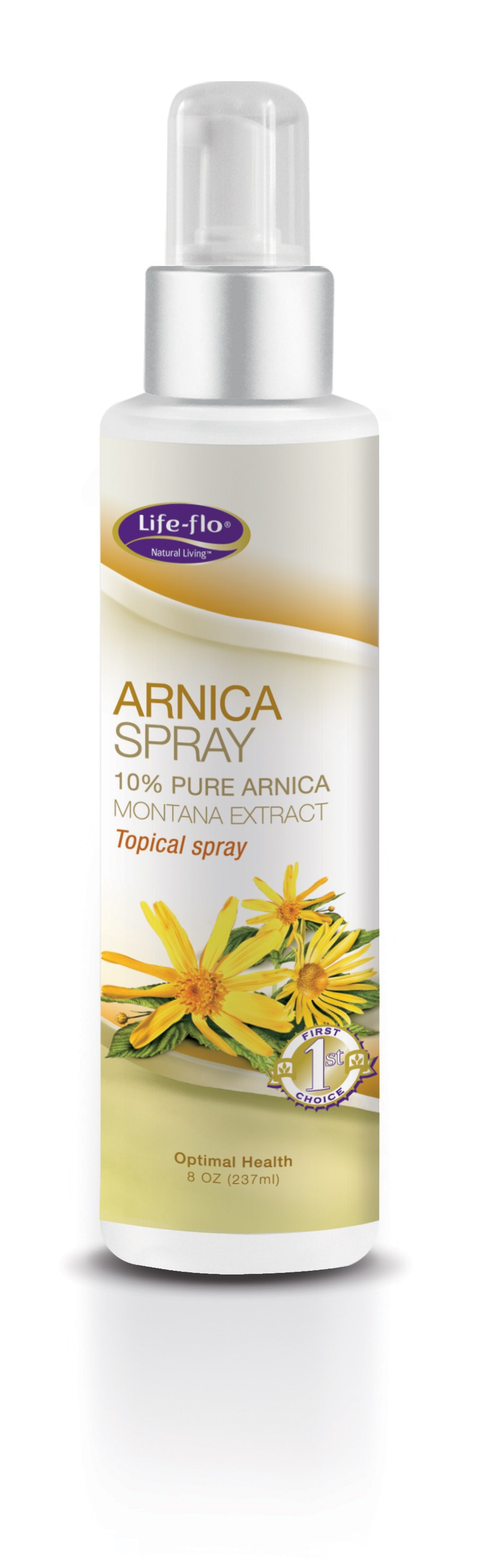 Life-Flo Arnica Montana Extract Topical Spray 8 oz
