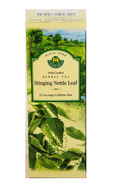 Herbaria Stinging Nettle Leaf 25 tea bags