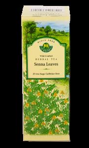 Herbaria Senna Leaves 25 tea bags