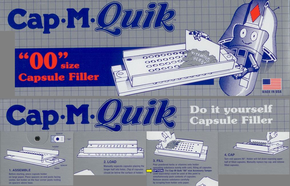 Cap-M-Quick