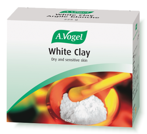 A.Vogel White Clay - 400 gm