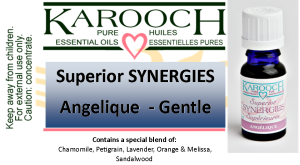 Essential Oil Synergies - Angelique 10 ml