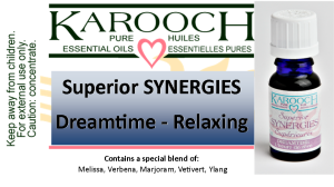 Essential Oil Synergies - Dreamtime 10 ml