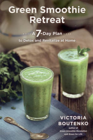 Book Green Smoothie Retreat Boutenko