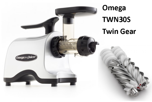 Juicer Omega TWN30S Twin Gear