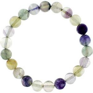 Gemstone Bracelet Fluorite
