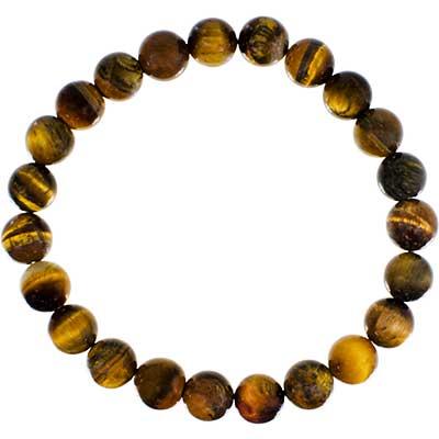 Gemstone Bracelet Tiger Eye