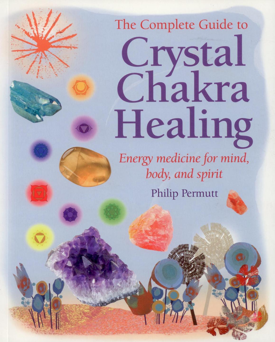 Book Crystal Chakra Healing