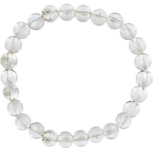 Gemstone Bracelet Clear Quartz