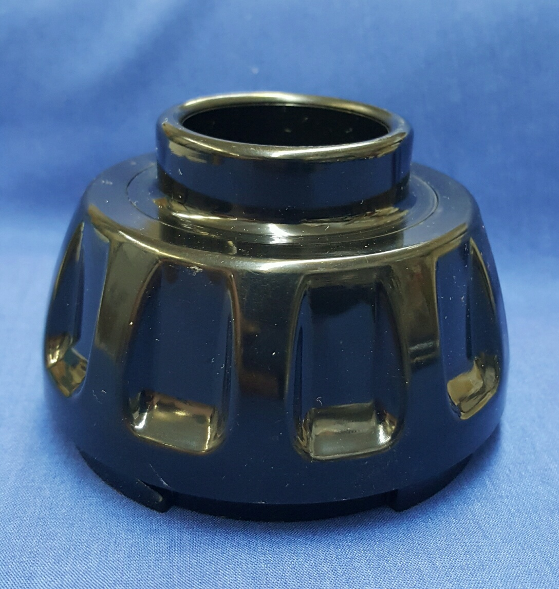 Juicer Part Drum Cap Black - Omega 8005 & 8006
