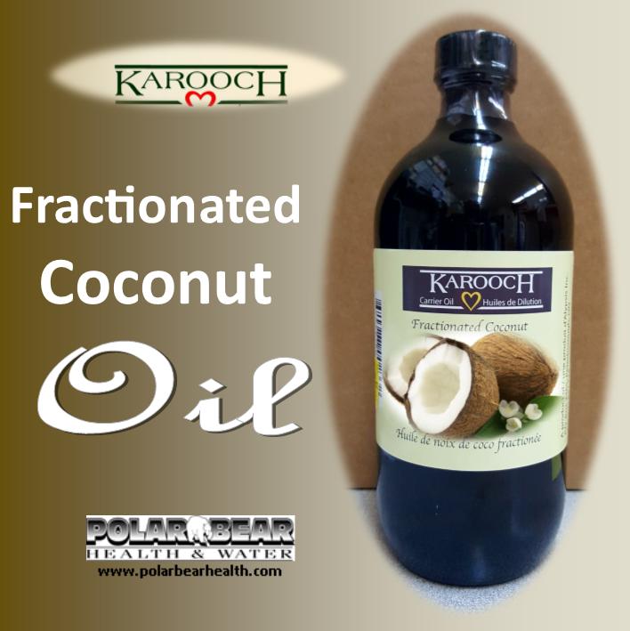 Coconut Oil Fractionated 500ml Karooch