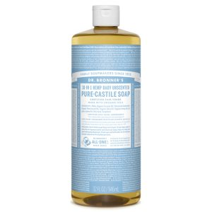 Dr Bronners Castille Liquid Soap 946 ml