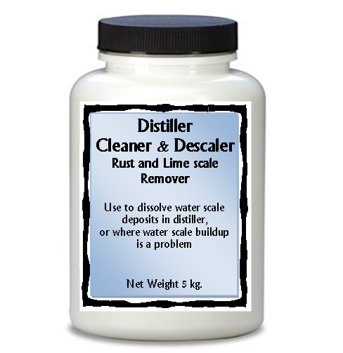 Cleaner and Descaler Extra Lg Jar