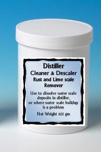 Cleaner and Descaler Sm Jar
