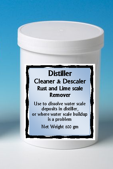 Cleaner and Descaler Sm Jar