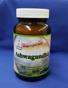 Ashwagandha 90 Capsules