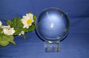 Crystal Lead Ball - 80 mm 3 inch