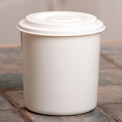 Yogourmet Multi Yogurt - batch container