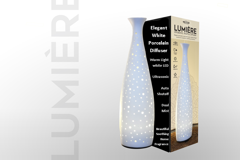 Lumiere - Ultrasonic Diffuser