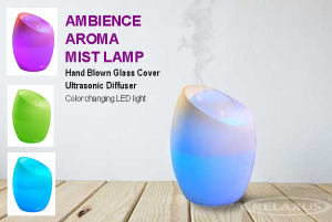 Ambience Aroma Mist - Ultrasonic Diffuser