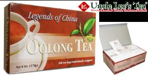 Uncle Lee Oolong Tea 100 bags