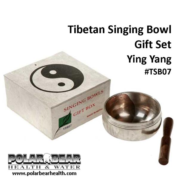 Sing Bowl YingYang TSB07