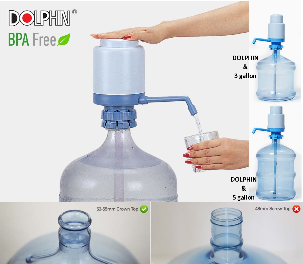 24fa2085b11f Dolphin Bottle Pump BPA Free