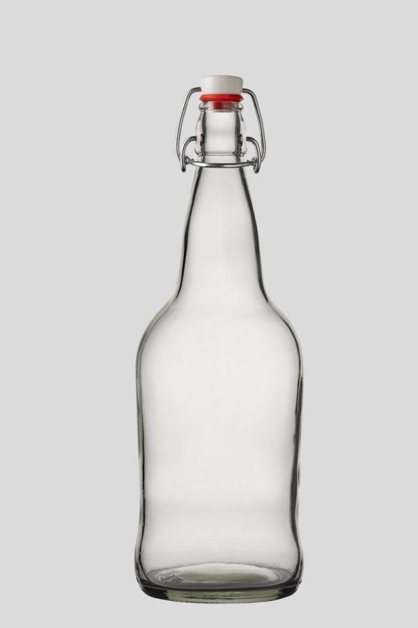 1 liter clear ez cap