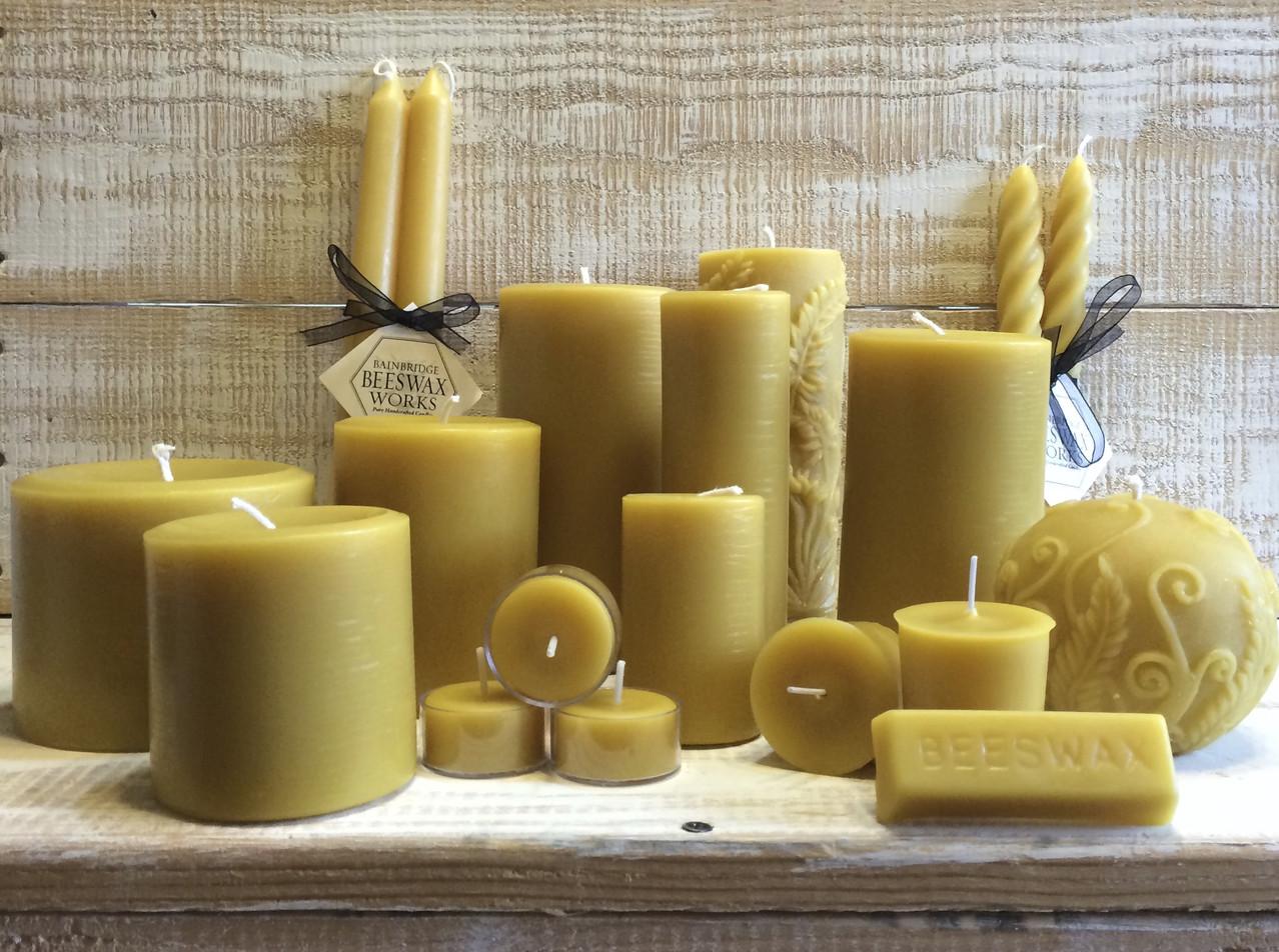 Bees Wax & Candles