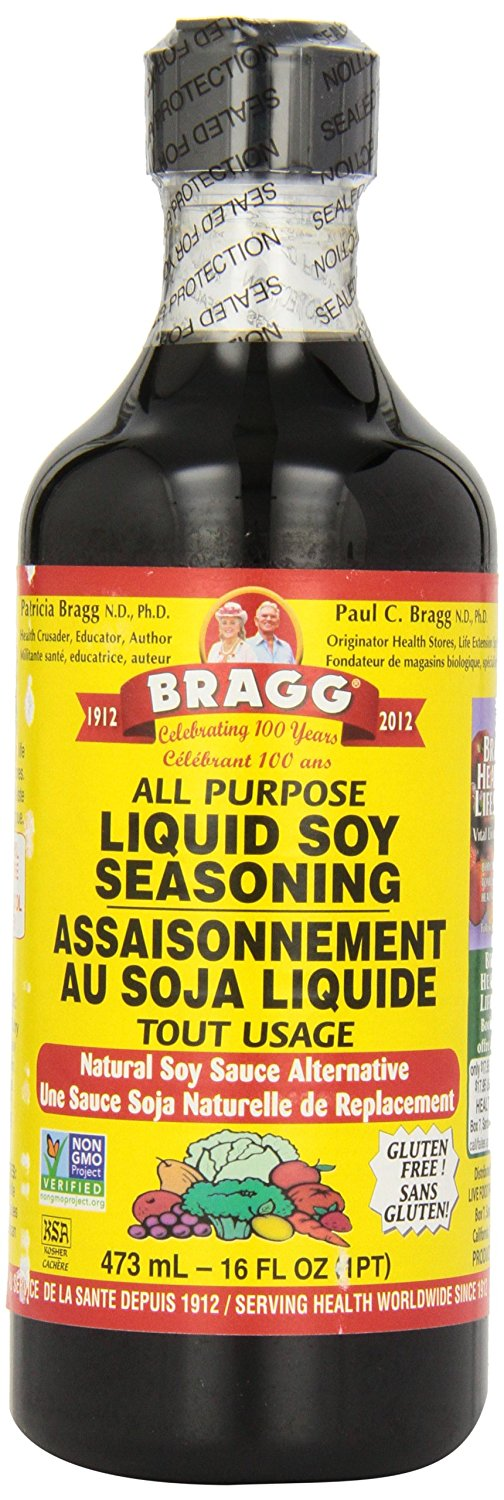 80d6780a39 ... Bragg All Purpose Liquid Soy Seasoning 473ml. Sold Out New.  braggsoyamino473ml