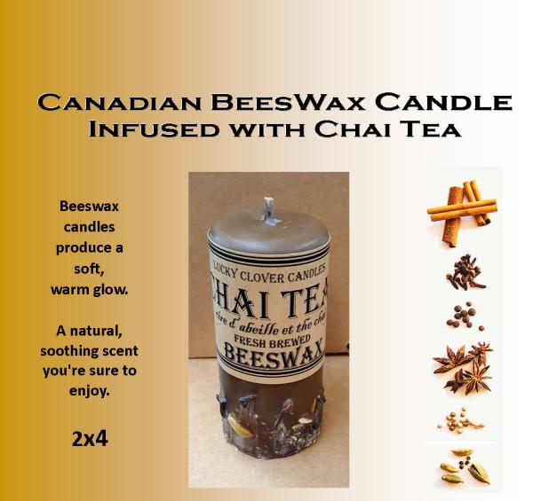 Candles Chai 2×4