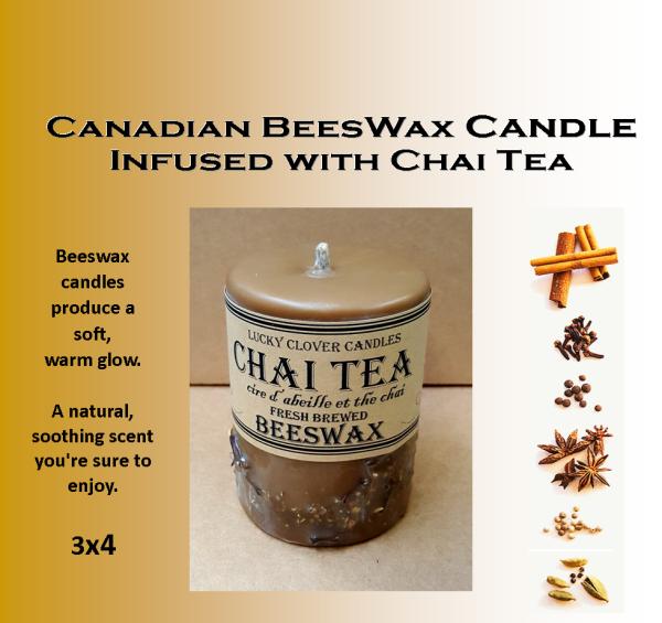 Candles Chai 3×4