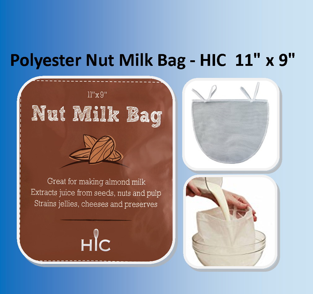 Nut Milk Bag Poly