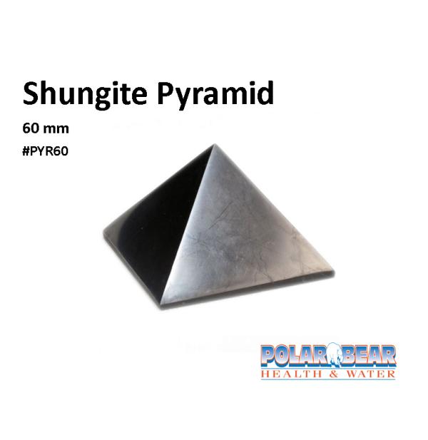 Shungite Pyramid 60