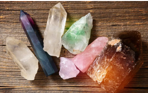 Rock, Crystals, Gemstones