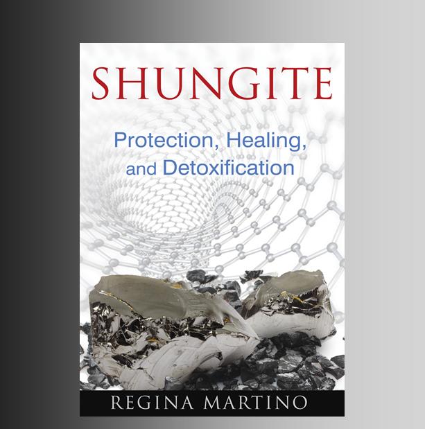 Book Shungite, Protection, Healing, Detoxification