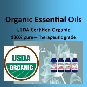 Essential Oils Organic
