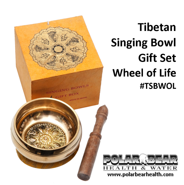 Singing Bowl Wheel Of Life TSBWOL