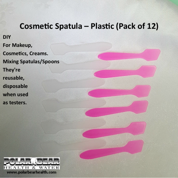 Cosmetic Mixing Spoons